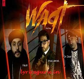 waqt-album-songs-lyrics