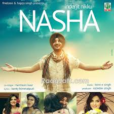 nasha inderjit nikku lyrics